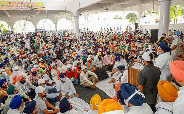 Akali Dal asks all parties to jointly fight for farmers' cause