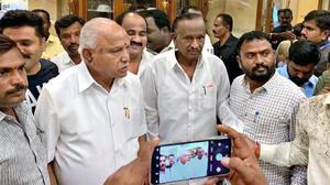 Senior BJP MLAs, defeated defectors join race for Cabinet berths