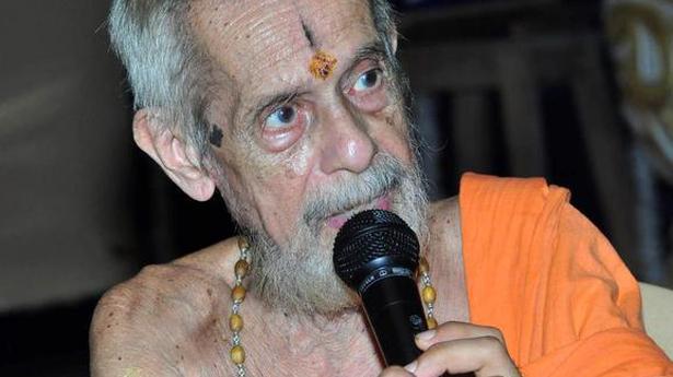 No Ashta Mutt vidente involucrados en Shiroor Swami de la muerte: Pejawar vidente - El Hindú 1