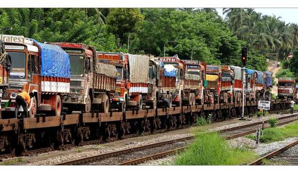Rail Ministry notifies RORO service between State, Maharashtra