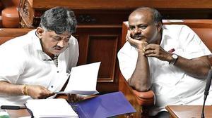 I'm not clinging on to power: Kumaraswamy