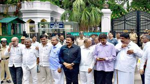 Supreme Court agrees to hear plea of disqualified Karnataka MLAs seeking to contest bypolls