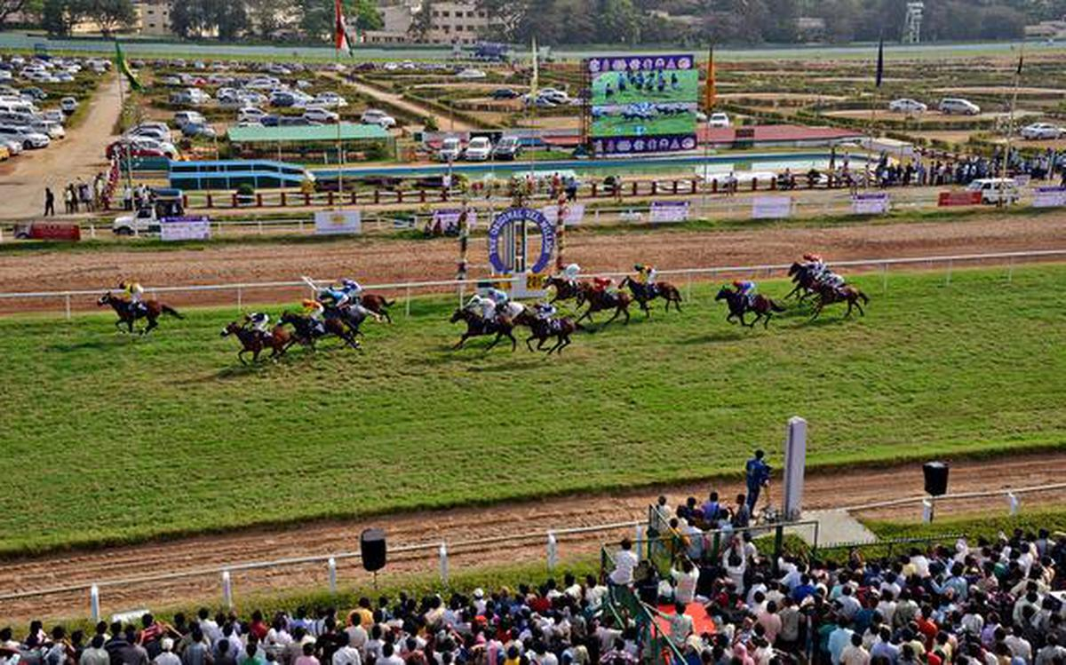 Race course bangalore betting budmail bitcoins