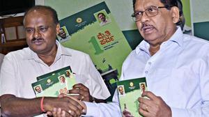 I'll take Lok Sabha election defeat as a challenge, says Kumaraswamy