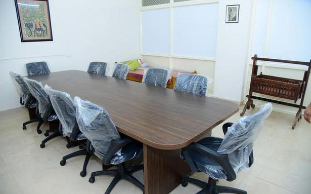 Resting place for women comes up at Deputy Commissioner's office in Udupi