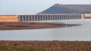 Poor inflow into Almatti dam causing worry