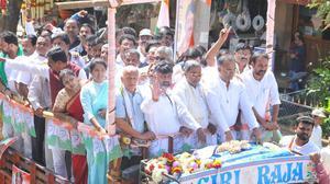 BJP spreading lies, says Siddaramaiah
