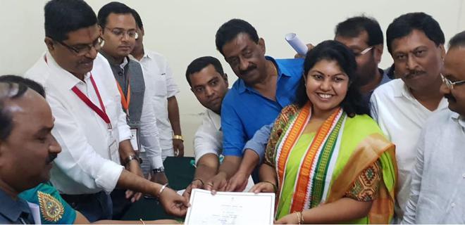 Karnataka Congress Candidate won Jayanagar by Election