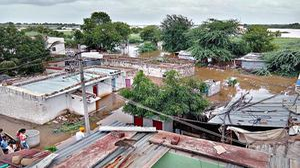 Initial loss survey submitted in Vijayapura
