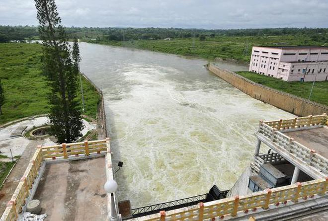 Kabini dam received an inflow of 40,363 cusec, surge in Cauvery