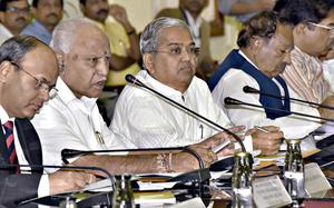 Yediyurappa raps officials over delay in flood aid distribution