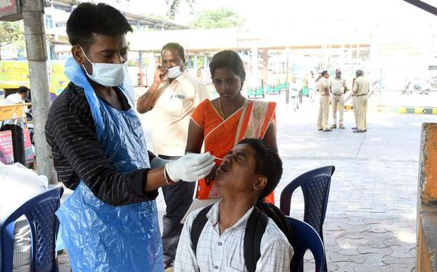 Second wave of COVID-19 infections likely to peak in May in Karnataka: Minister