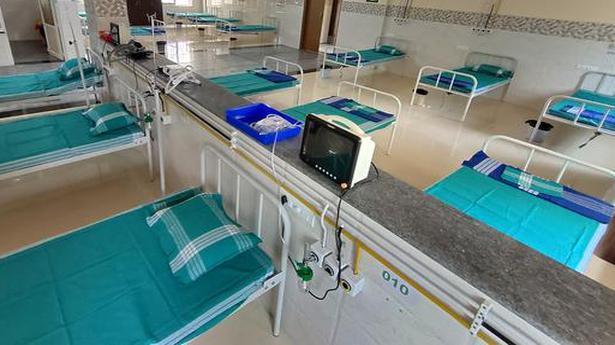 Covid Care Centre inaugurated – The Hindu