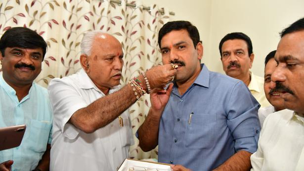 Karnataka bypoll results live   BJP set to sweep all seats in north Karnataka