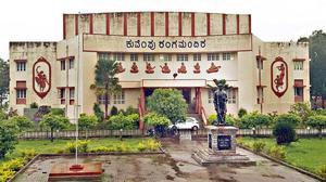 Renovation of Kuvempu Rangamandir to begin soon