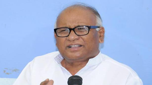 Communist leader Maruti Manpade passes away
