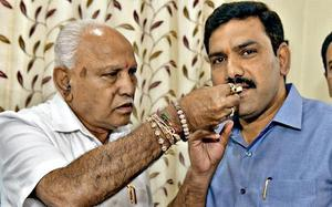 BJP's thumping win will bolster BSY's position in party