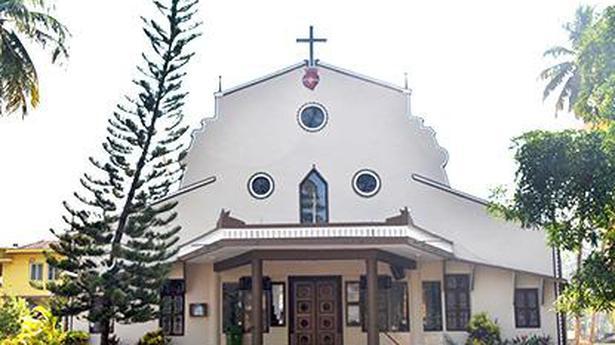 St. Antony's Church marks centenary year