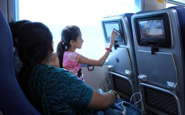 Content on Demand service in trains to be launched this month: official