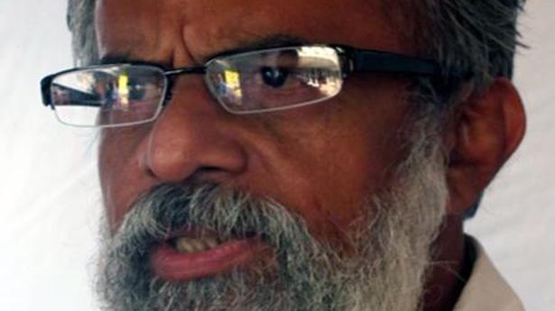 Malayalam screenwriter P. Balachandran passes away