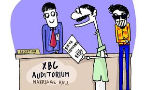 For marriages made in hall, produce birth certificate