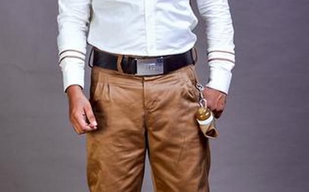 Police uniforms that beat the heat