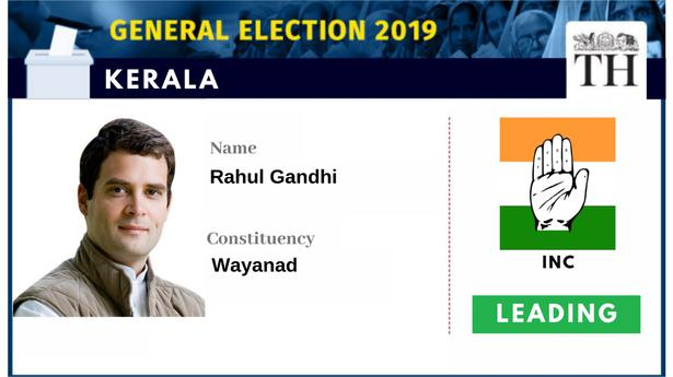 Election results 2019 live update | BJP crosses 290, Rahul trails in Amethi