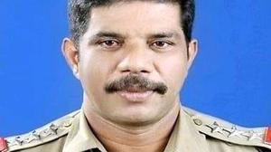 Missing Kerala policeman traced to Karur in Tamil Nadu