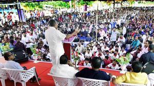BJP, UDF playing communal card in Manjeswaram: Pinarayi