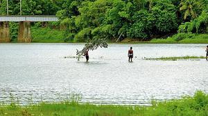 Bharathapuzha's post-flood course worries experts