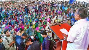 LDF alone can bring State's progress: CM