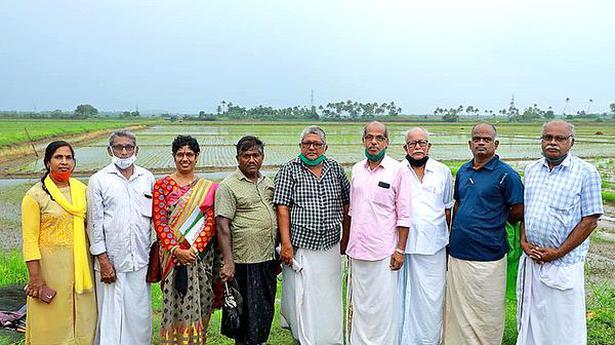 Kannur farmer, Alappuzha samiti win top agri honours