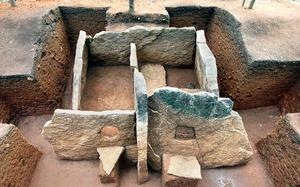 Burial cists open door to Megalithic mysteries