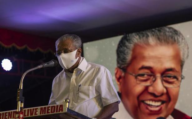 CM Pinarayi weighs further restrictions on civic life to curb COVID-19 resurgence