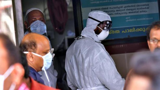 Nipah virus infection: death t