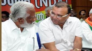 NDA's Kerala convenor Thushar Vellappally held in UAE in cheque bounce case