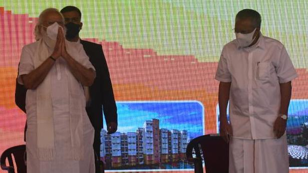 PM Modi dedicates to nation oil major BPCL's ₹6,000 crore petrochemical complex in Kochi