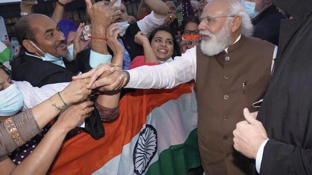Indian diaspora has distinguished itself across the world: PM Modi