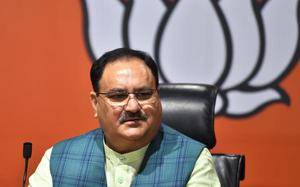 BJP leaders hail Nadda as he prepares to take over as its new president