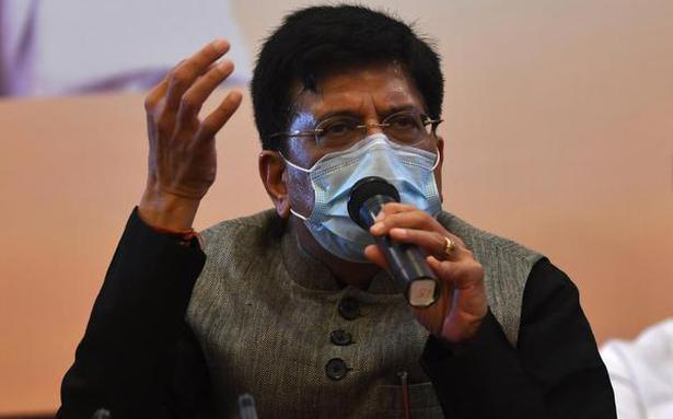 India ushering in rapid structural reforms to become trillion economy by 2025: Goyal