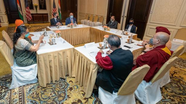 China slams Blinken for Delhi meet with Dalai Lama's representative