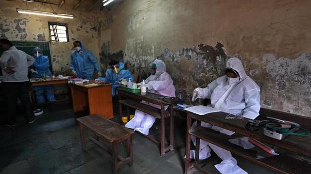 Coronavirus India lockdown Day 135 live updates   Centre releases ₹890 crore in COVID-19 health aid to 22 states