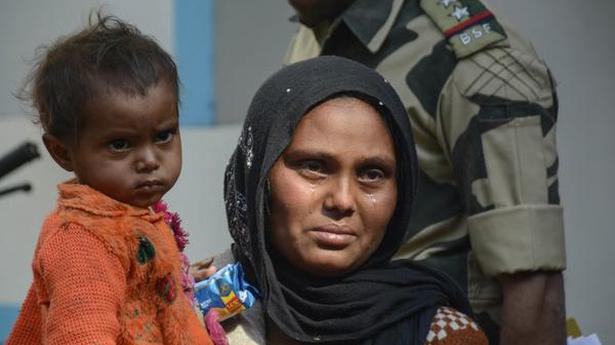 India ends border standoff with Bangladesh, BSF take back 31 Rohingya from no-man's land