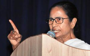 Stop transferring public property to your relatives, Mamata Banerjee asks councillors