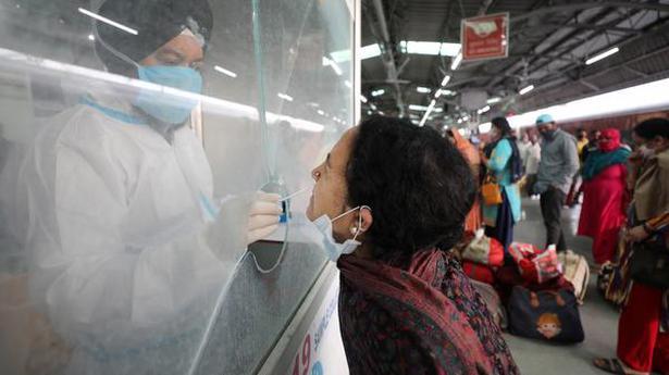 Coronavirus | India reports unique 'double mutant' coronavirus variant - The Hindu