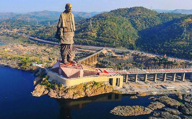 Prime Minister flags off 8 trains to boost connectivity to Statue of Unity