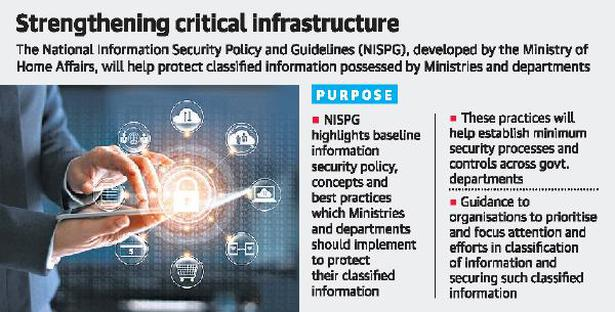 Centre plans stronger defences for key data