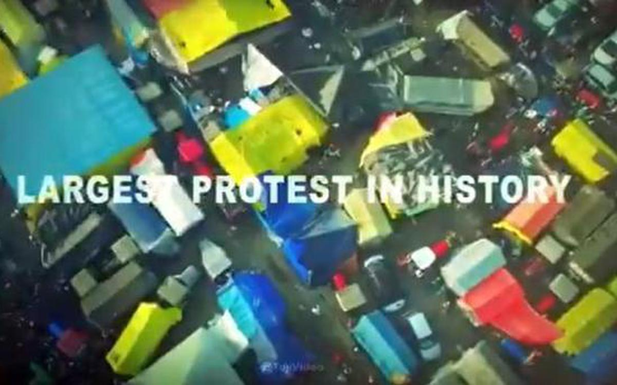 Image result for Super Bowl features 30-second TV advertisement on farmers' protest