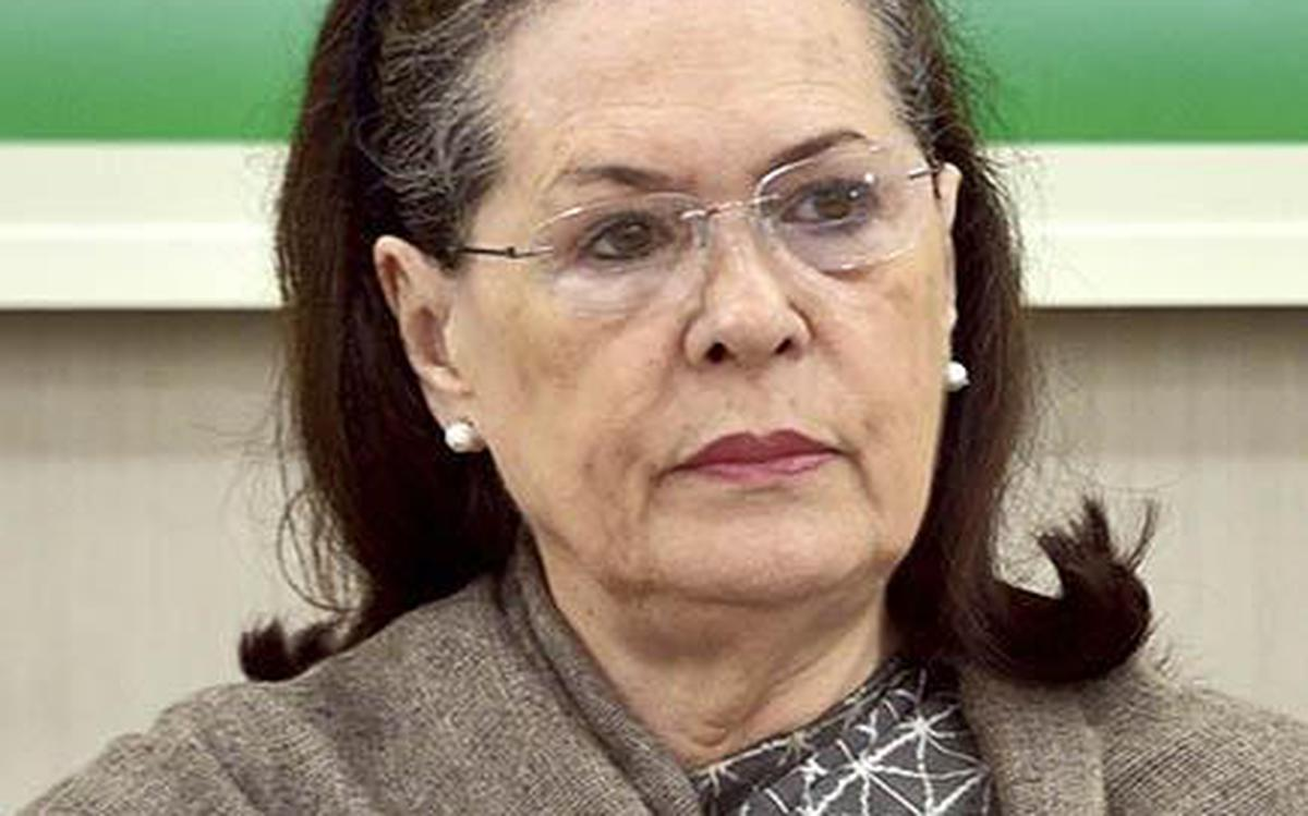 Congress Working Committee may have to give extension to Sonia ...