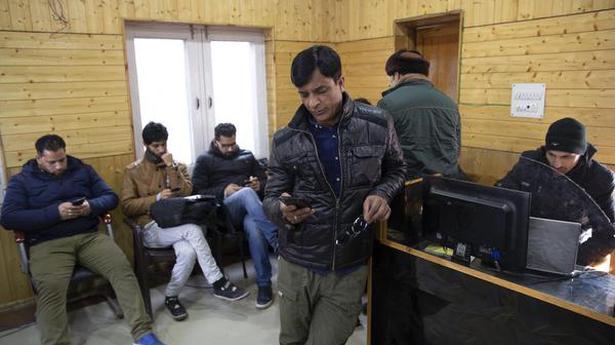 Ban on social media removed in J-K, Mobile internet speed still restricted to 2G, order effective till Mar 17